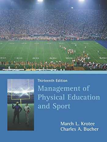 9780072972924-0072972920-Management of Physical Education and Sport