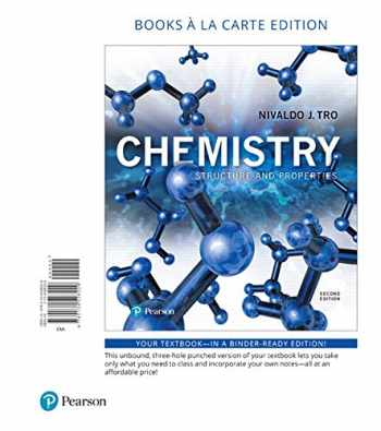 9780134528229-0134528220-Chemistry: Structure and Properties, Books a la Carte Edition (2nd Edition)