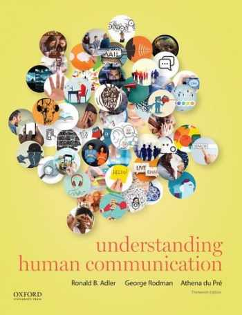 9780190297084-0190297085-Understanding Human Communication