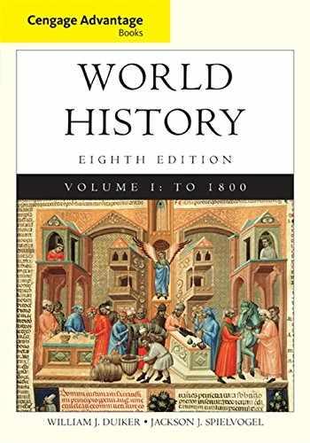 9781305091726-1305091728-Cengage Advantage Books: World History, Volume I