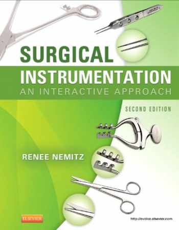 9781455707195-1455707198-Surgical Instrumentation: An Interactive Approach