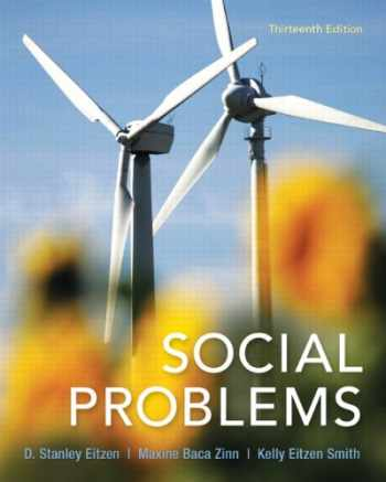 9780205949182-0205949185-Social Problems Plus NEW MySocLab with eText -- Access Card Package (13th Edition)