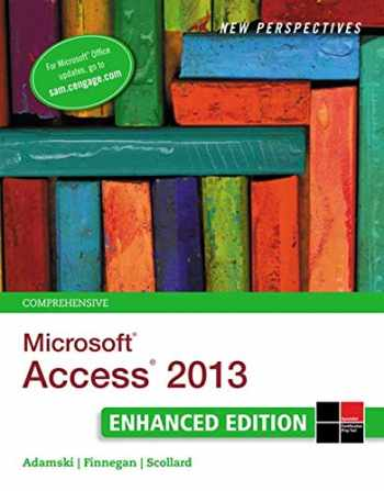 Sell, Buy or Rent New Perspectives on Microsoft Access 2013, Compreh