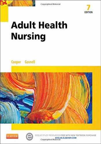 9780323100021-0323100023-Adult Health Nursing, 7e
