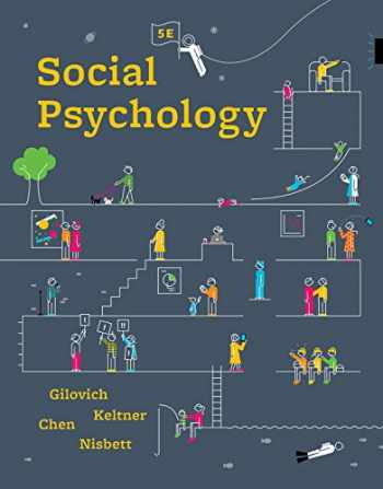 9780393667691-0393667693-Social Psychology (Fifth Edition)