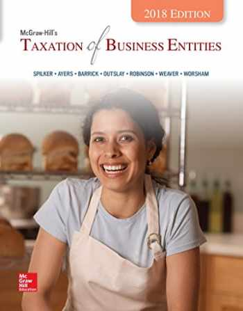 9781260007572-126000757X-McGraw-Hill's Taxation of Business Entities 2018 Edition
