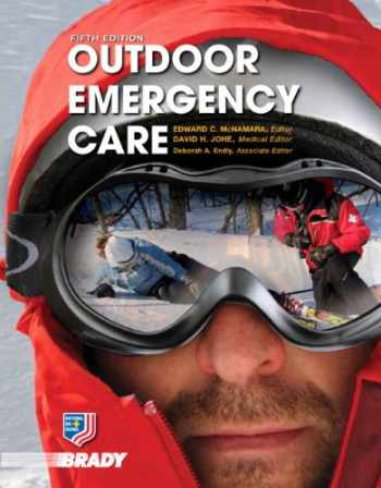 9780135074800-0135074800-Outdoor Emergency Care (5th Edition) (EMR)