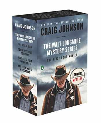 9780147508775-0147508770-The Walt Longmire Mystery Series Boxed Set Volumes 1-4: The First Four Novels (Walt Longmire Mysteries)