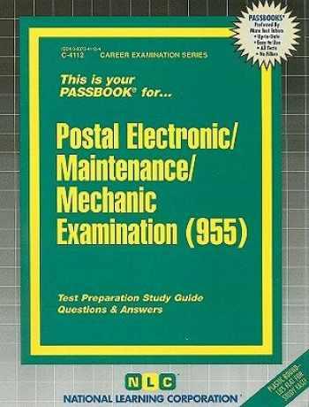 9780837341125-0837341124-Postal Electronic/Maintenance/Mechanic Examination(Passbooks)