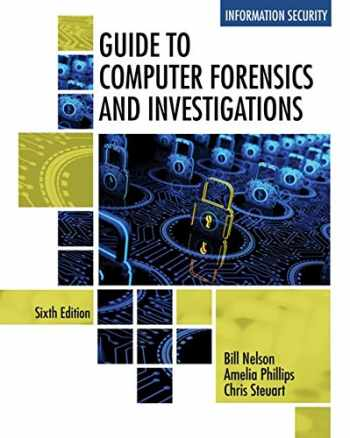 9781337568944-1337568945-Guide To Computer Forensics and Investigations - Standalone Book