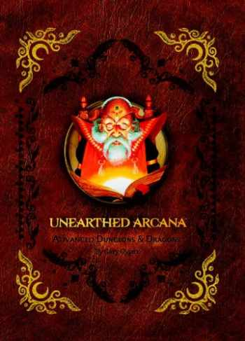 9780786964444-0786964448-Premium 1st Edition Advanced Dungeons & Dragons Unearthed Arcana (D&D Accessory)