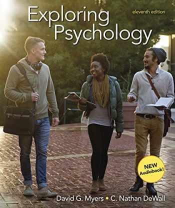 9781319104191-1319104193-Exploring Psychology