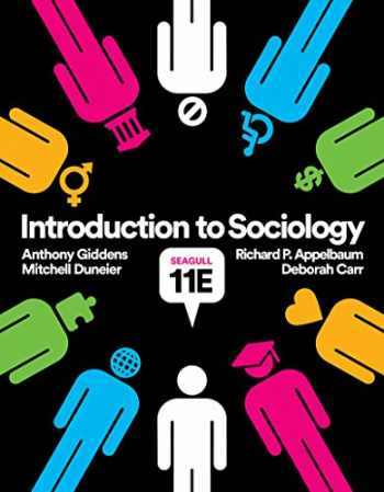 9780393639452-0393639452-Introduction to Sociology (Seagull Eleventh Edition)