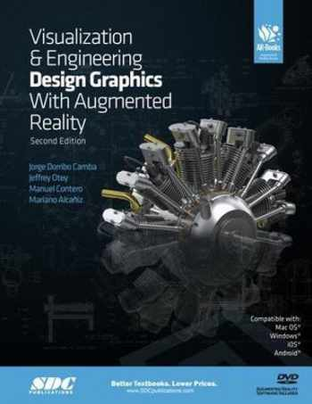 9781585039050-1585039055-Visualization and Engineering Design Graphics with Augmented Reality (Second Edition)
