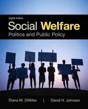 9780205959136-020595913X-Social Welfare: Politics and Public Policy (8th Edition)