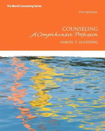 9780132657976-013265797X-Counseling: A Comprehensive Profession (7th Edition) (The Merrill Counseling Series)