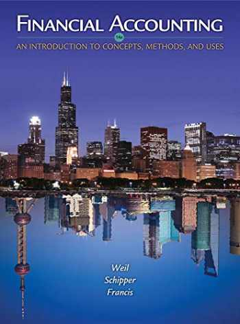 9781111823450-1111823456-Financial Accounting: An Introduction to Concepts, Methods and Uses