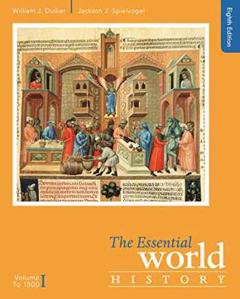 9781305645356-1305645359-The Essential World History, Volume I: To 1800