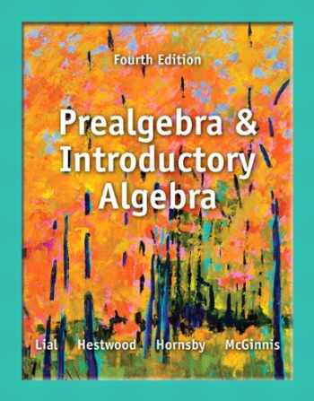 9780321859228-0321859227-Prealgebra and Introductory Algebra (4th Edition)