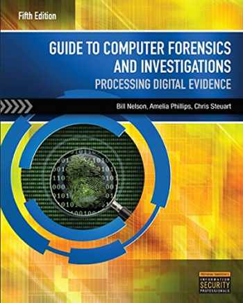 9781285060033-1285060032-Guide to Computer Forensics and Investigations (with DVD)