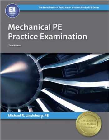 Mechanical PE Practice Examination