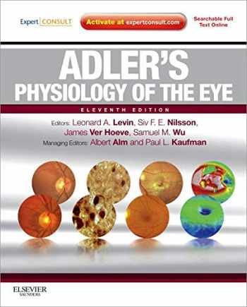 9780323057141-0323057144-Adler's Physiology of the Eye: Expert Consult - Online and Print
