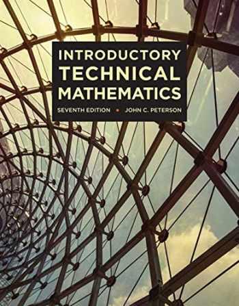 9781337397674-1337397679-Introductory Technical Mathematics
