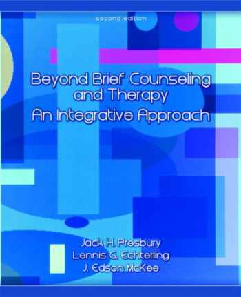9780132300926-0132300923-Beyond Brief Counseling and Therapy: An Integrative Approach (2nd Edition)