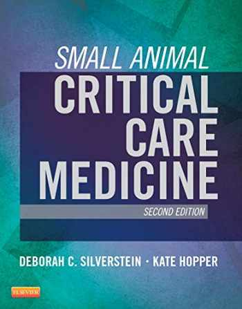 9781455703067-1455703060-Small Animal Critical Care Medicine