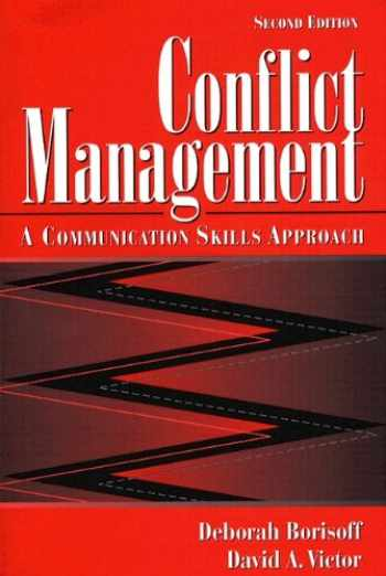 9780205272945-0205272940-Conflict Management: A Communication Skills Approach (2nd Edition)