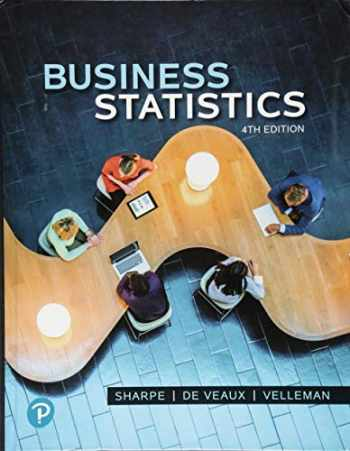 9780134705217-0134705211-Business Statistics (4th Edition)