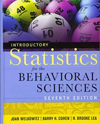 9780470907764-0470907762-Introductory Statistics for the Behavioral Sciences