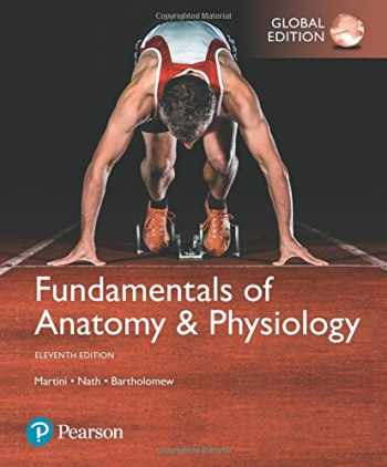 9781292229867-1292229861-Fundamentals of Anatomy & Physiology (11th edition) [Paperback Global Edition] [Paperback] [Jan 01, 2018] Frederic H. Martini (author), Judi L. Nath (author), Edwin F. Bartholomew (author)