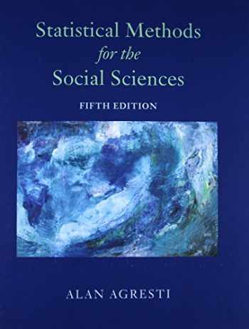 Statistical Methods for the Social Sciences