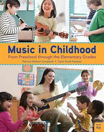 9781337560825-1337560820-Music in Childhood Enhanced: From Preschool through the Elementary Grades, Spiral bound Version