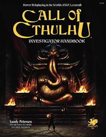9781568824499-1568824491-Call of Cthulhu Investigators Handbook (Call of Cthulhu Roleplaying)