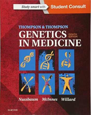 9781437706963-1437706967-Thompson & Thompson Genetics in Medicine (Thompson and Thompson Genetics in Medicine)