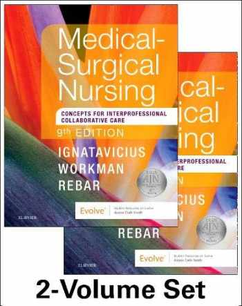 9780323461580-0323461581-Medical-Surgical Nursing: Concepts for Interprofessional Collaborative Care, 2-Volume Set, 9e