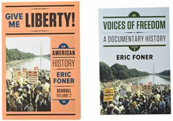 9780393649697-0393649695-Give Me Liberty! and Voices of Freedom (Seagull Fifth Edition)  (Vol. 2)
