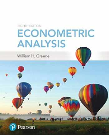 9780134461366-0134461363-Econometric Analysis (8th Edition)