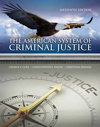 9781337558907-1337558907-The American System of Criminal Justice