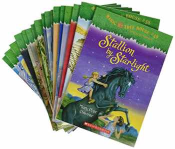 9780545856638-0545856639-Magic Tree House® Merlin Mission Pack (#29-#49)