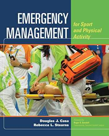 9781284022162-1284022161-Emergency Management for Sport and Physical Activity