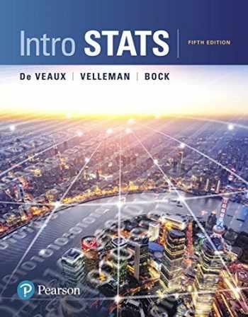 9780134210223-0134210220-Intro Stats (5th Edition)