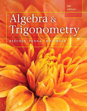 9780321969569-0321969561-Algebra and Trigonometry (5th Edition)