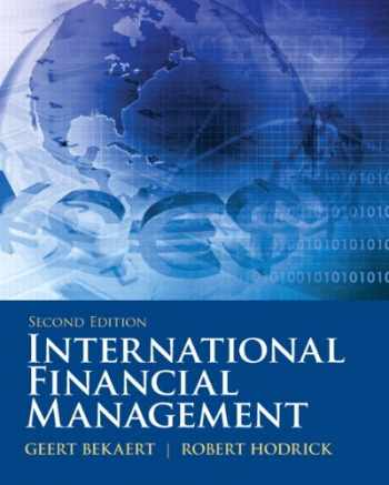 9780132162760-0132162768-International Financial Management (2nd Edition) (Prentice Hall Series in Finance)
