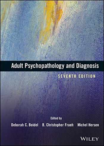 9781118657089-111865708X-Adult Psychopathology and Diagnosis
