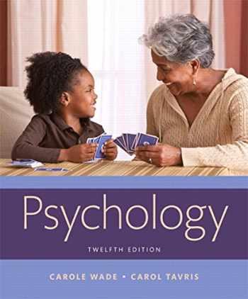 Psychology (12th Edition)