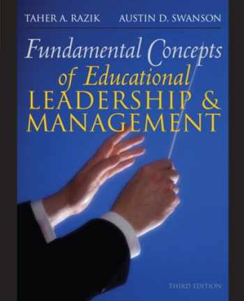 9780132332712-013233271X-Fundamental Concepts of Educational Leadership and Management (3rd Edition)