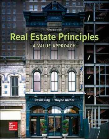 9780077836368-0077836367-Real Estate Principles: A Value Approach